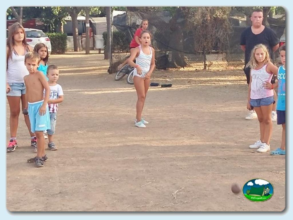 foto del camping Camping Oliveres Baix Camp