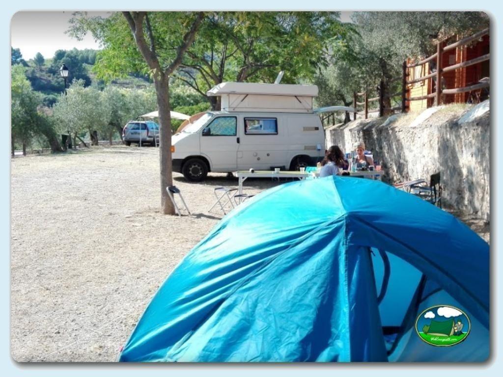 foto del camping Camping Poboleda