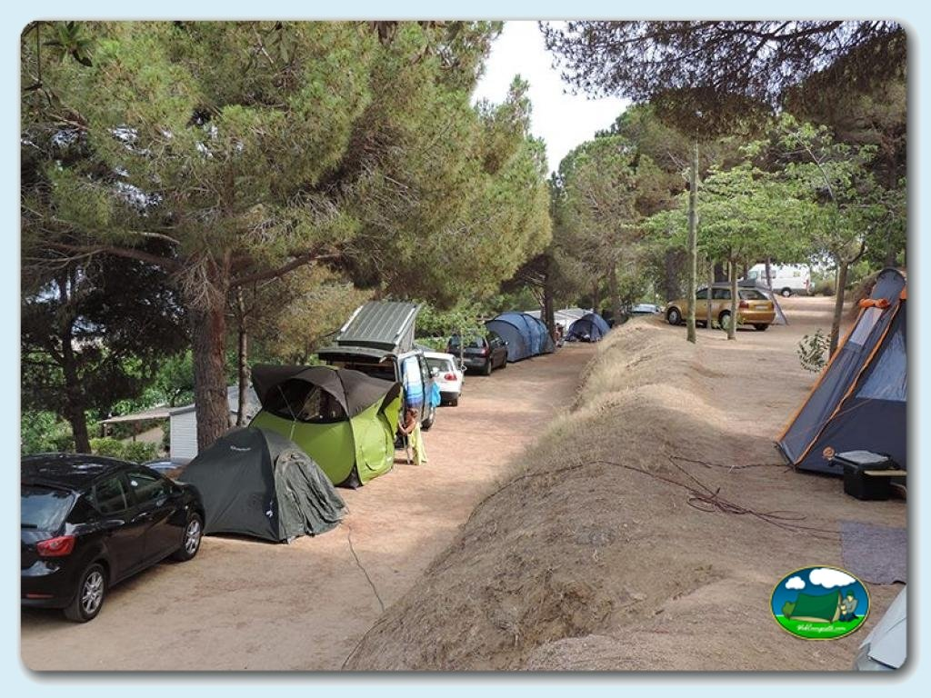 foto del camping El Carlitos