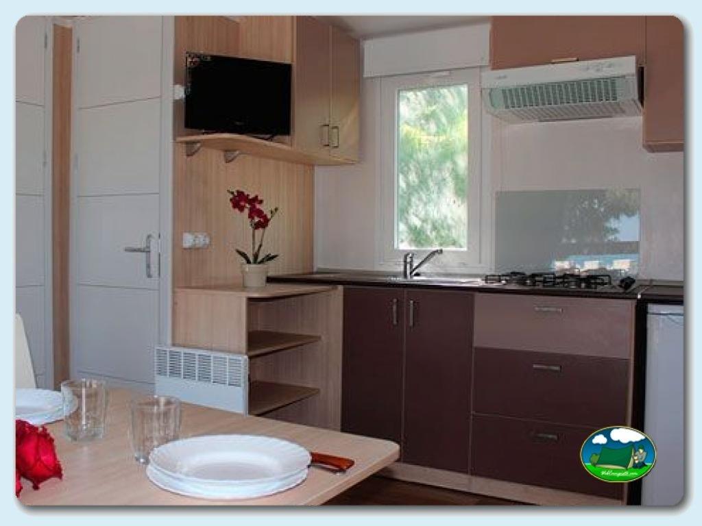foto - Mobil-Home para 4/5 personas Premium