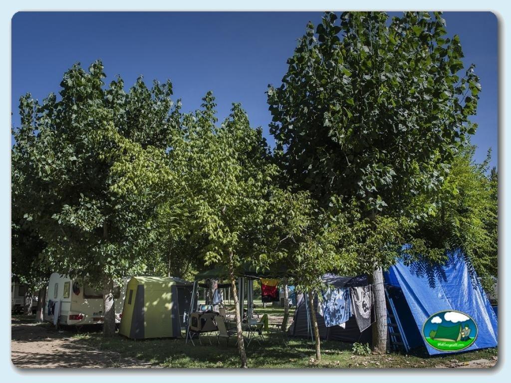 foto del camping Camping Ligüerre de Cinca