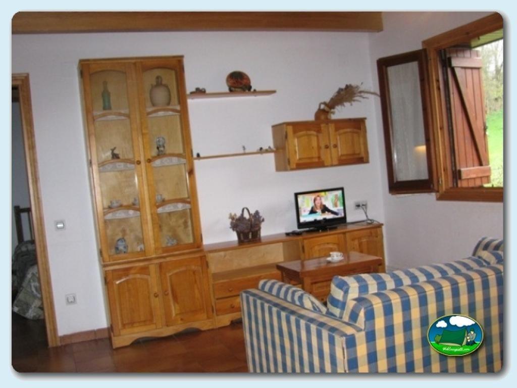 Bisaurri Spain  city photo : Alojamientos del camping La Borda DArnaldet. Información y fotos de ...
