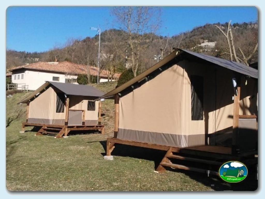 foto del camping Vidra