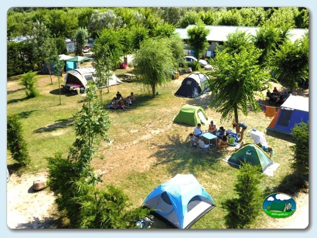 foto del camping Vall de Camprodón