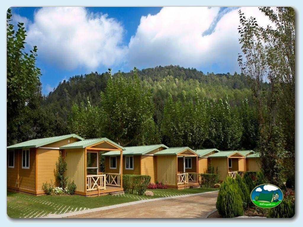 foto del camping Camping Bassegoda Park