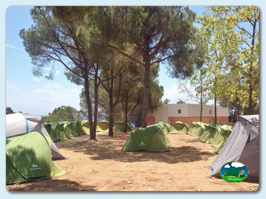 foto del camping Camping Cala Canyelles