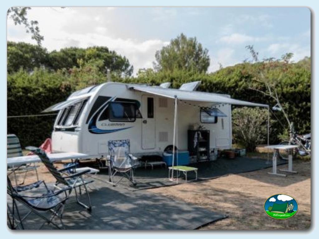 foto del camping Castell Park