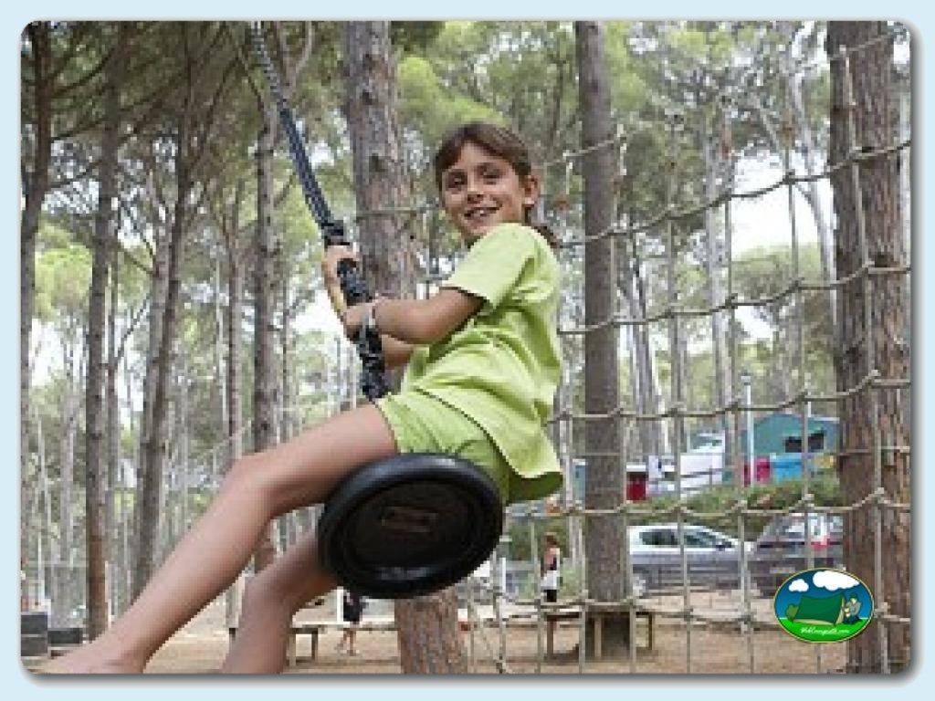 Camping  Bungalows Inter Pals