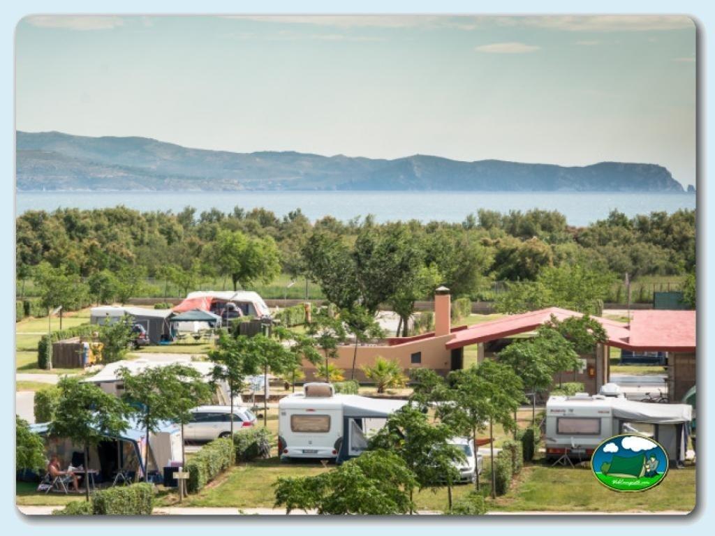 Camping Las Dunas
