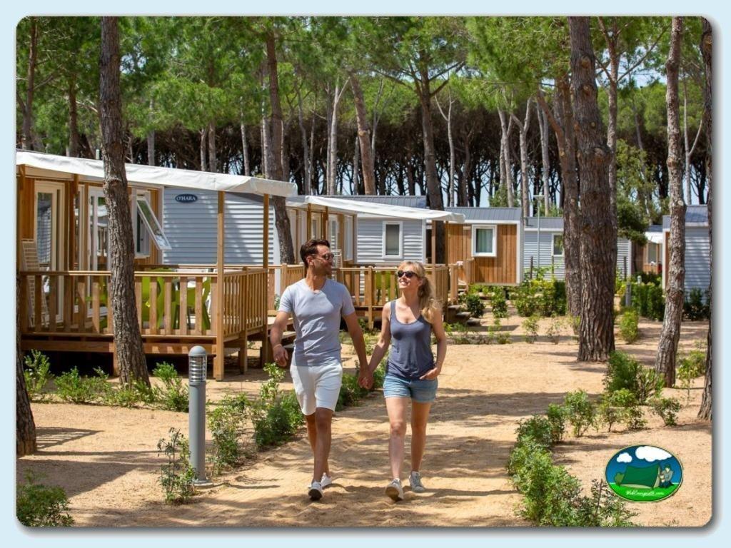foto del camping Cypsela