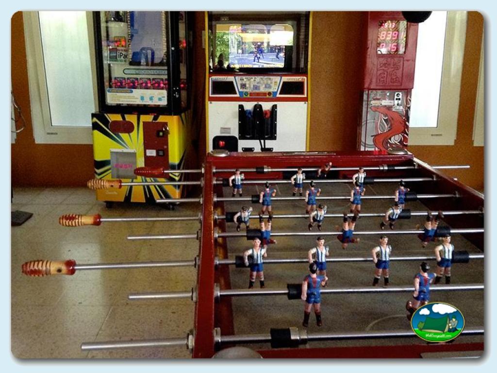 foto - La sala de juegos