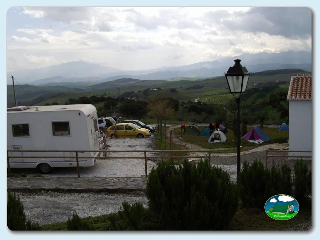 foto del camping Loma Taivilla