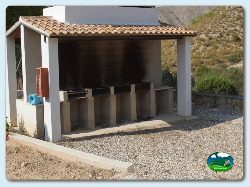 foto del camping Camping Los Viveros