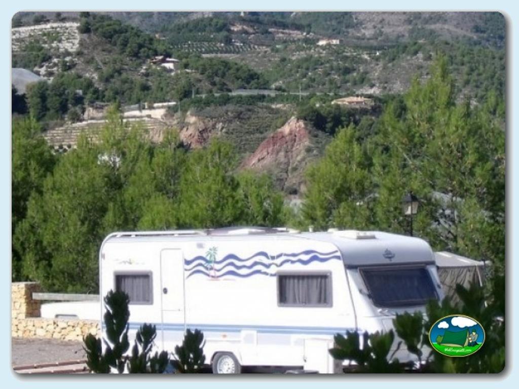 Camping Fonts de L'Algar