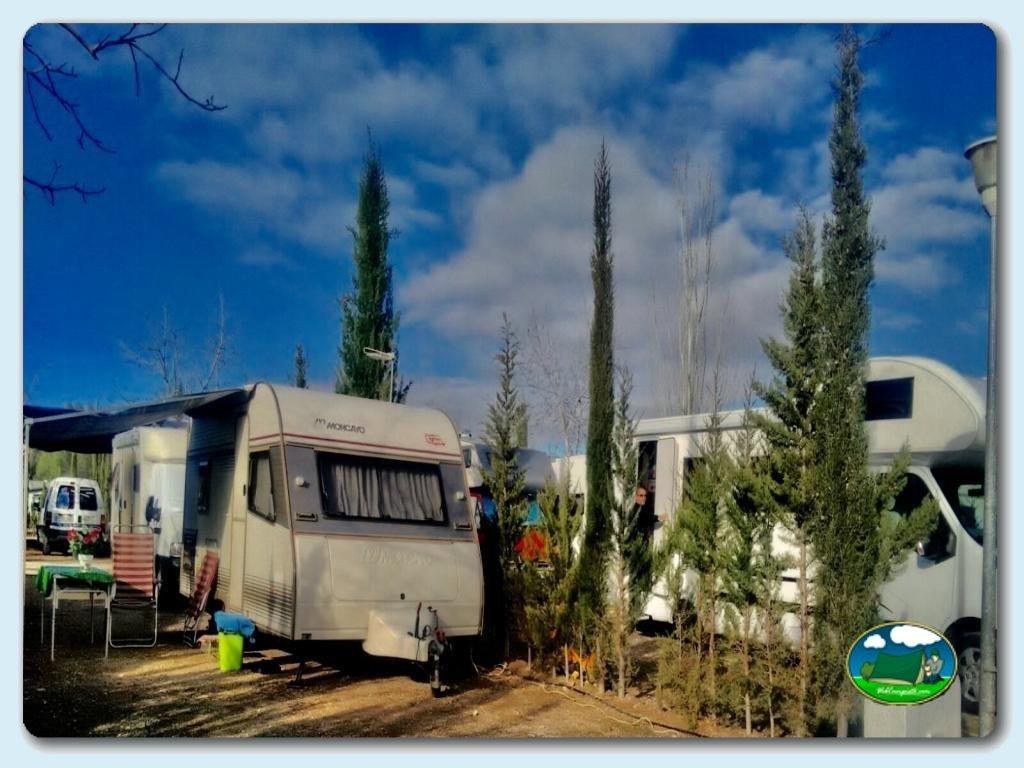 foto del camping Camping La Cabañuela