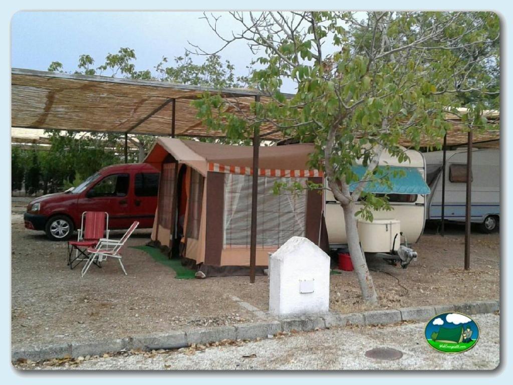 Camping La Cabañuela