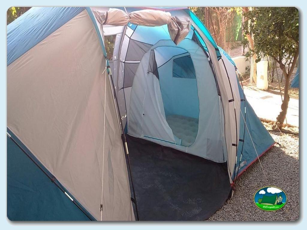 foto del camping Santa Clara
