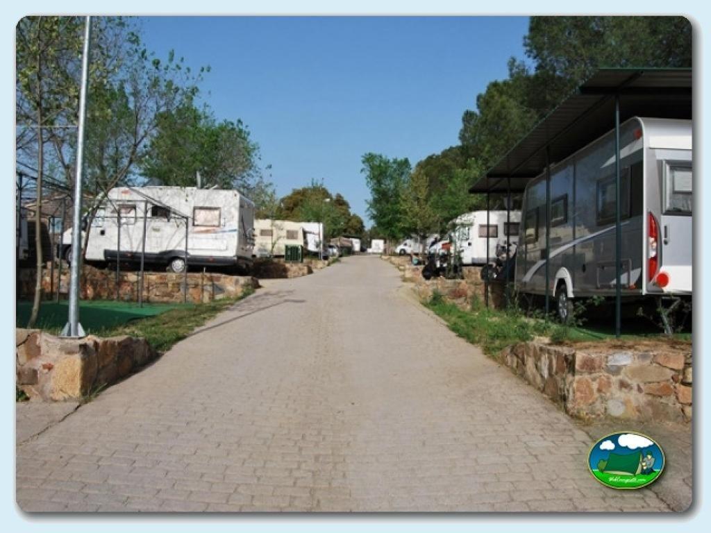 foto del camping Camping Cáceres