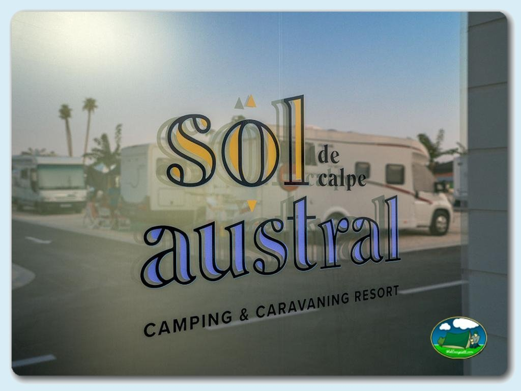 Camping Sol de calpe