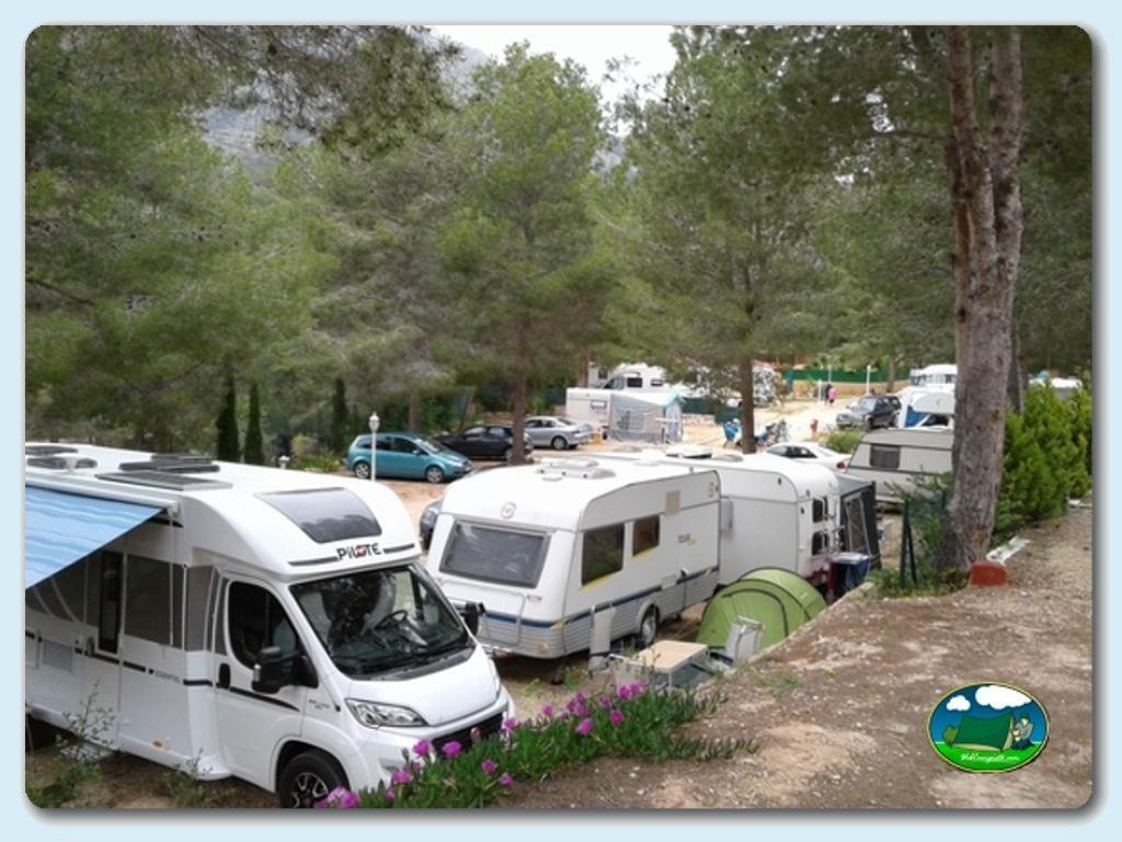 foto del camping Camping Puig Campana