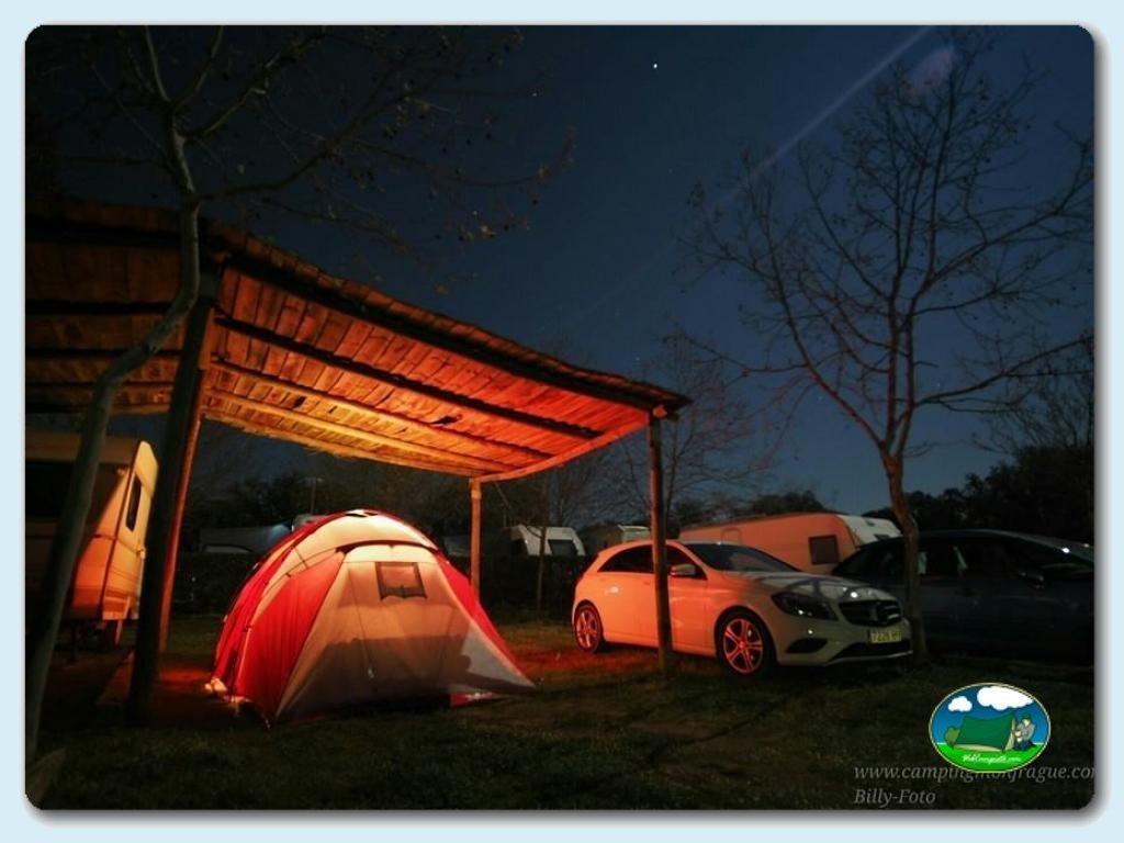 Camping  Monfrague