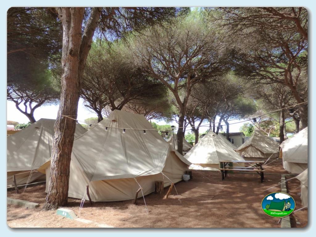 foto del camping Camping Tarifa