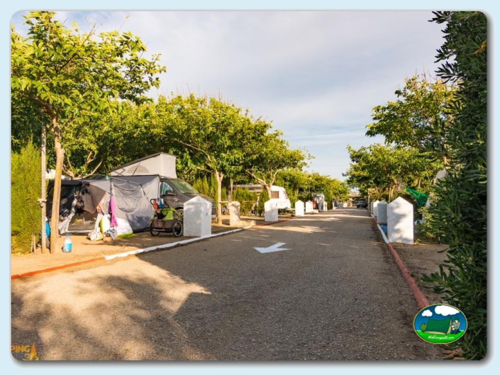 foto del camping Camping Bahía de la Plata