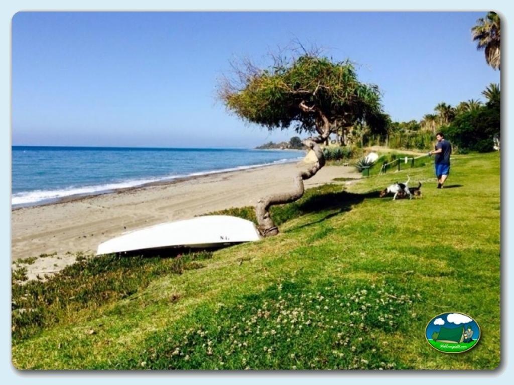 foto de camping Parque Tropical (Estepona)