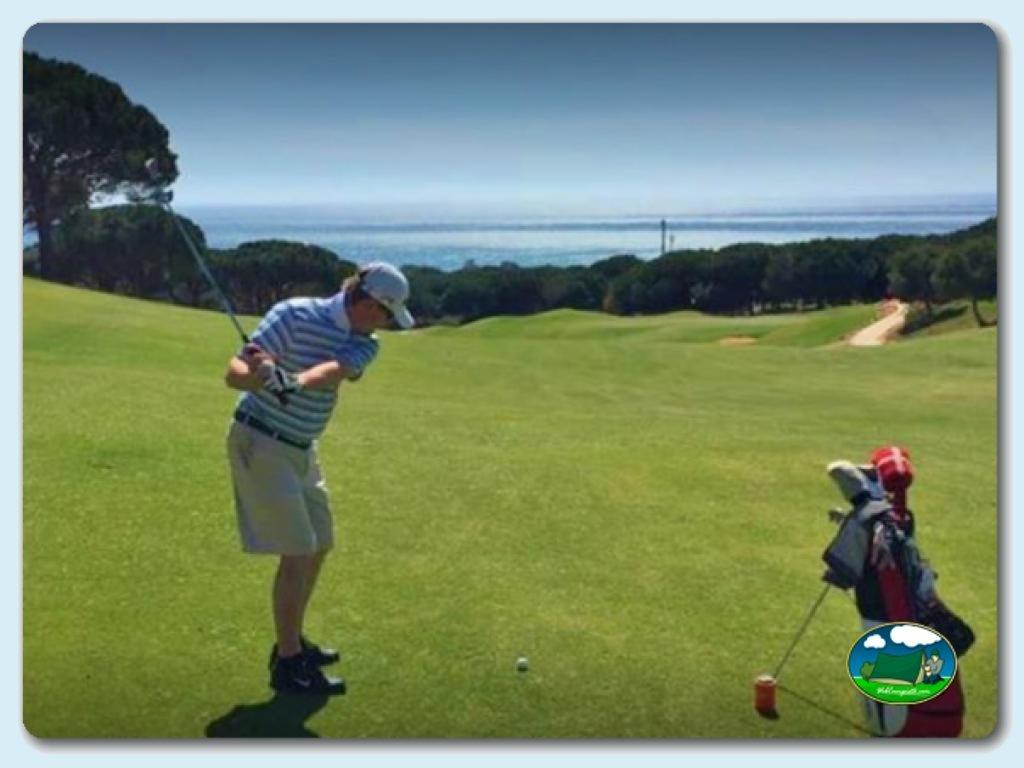 foto - Campo de golf