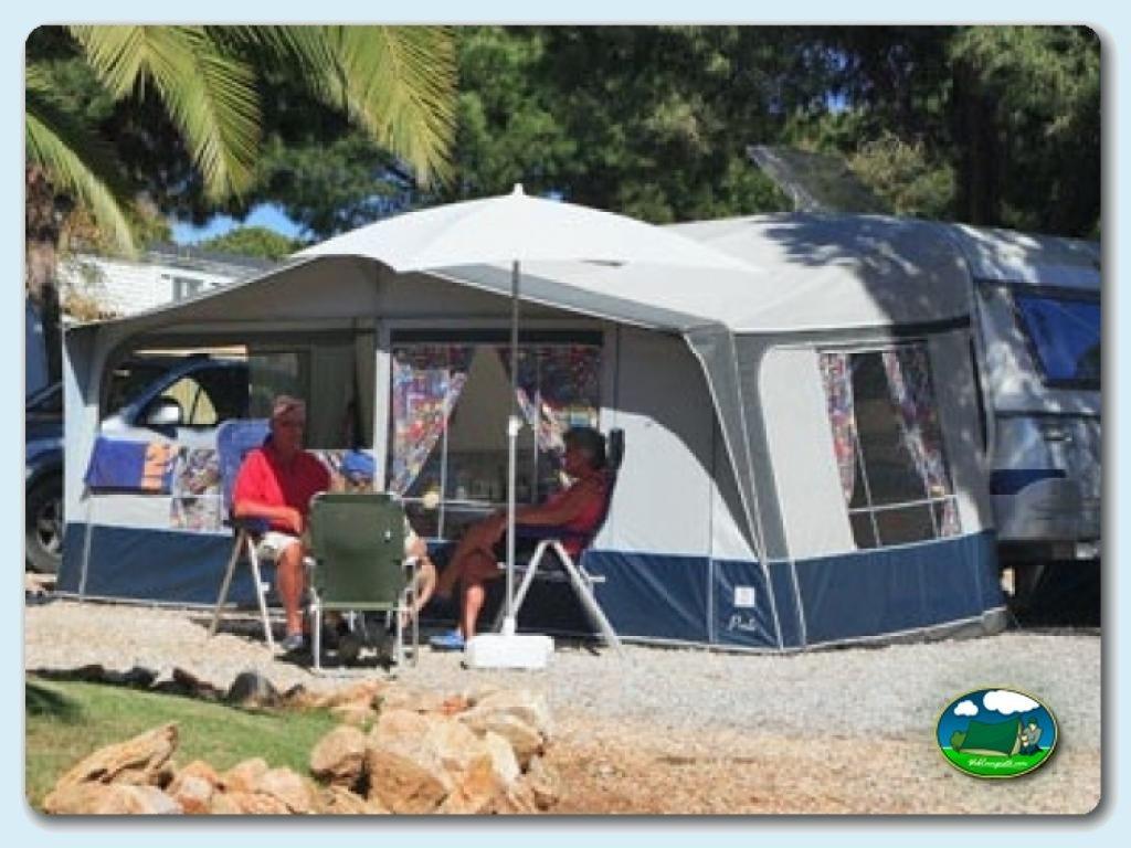 foto del camping Camping Cabopino
