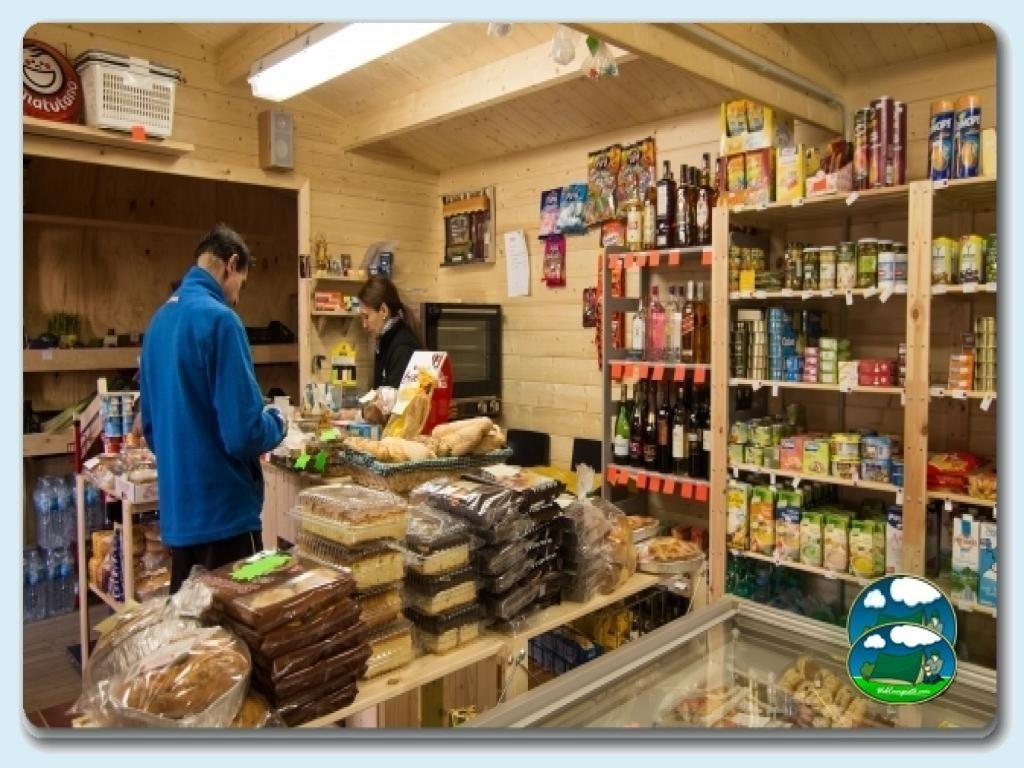 foto - Mini-mercado