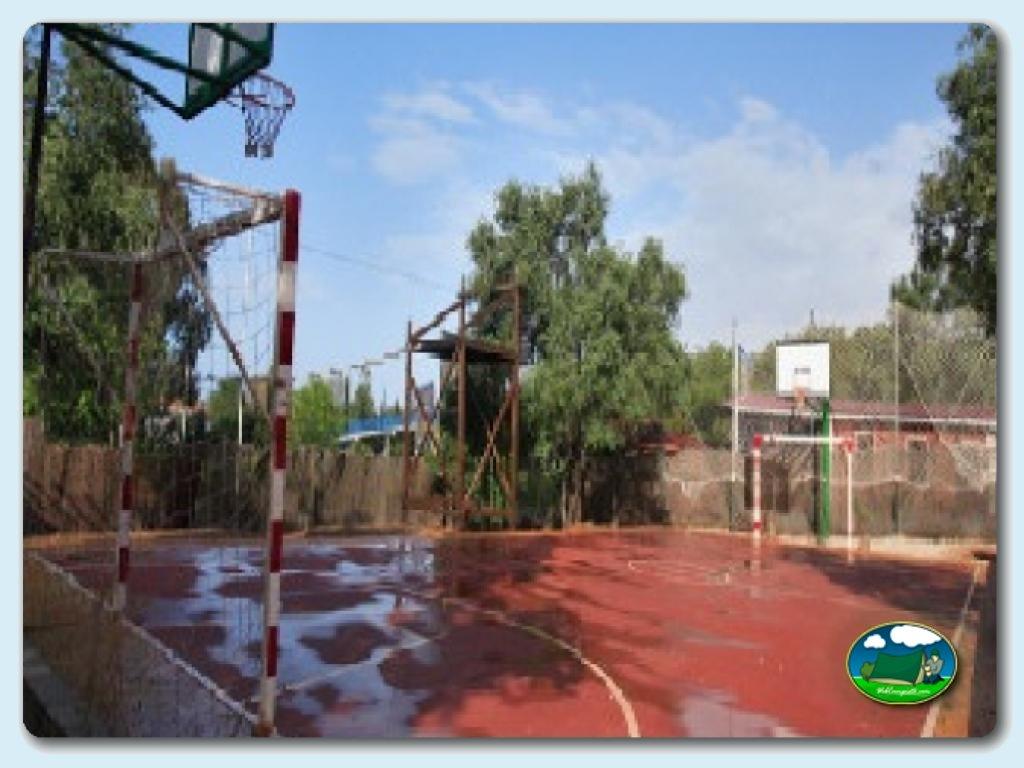 foto - Zona deportiva
