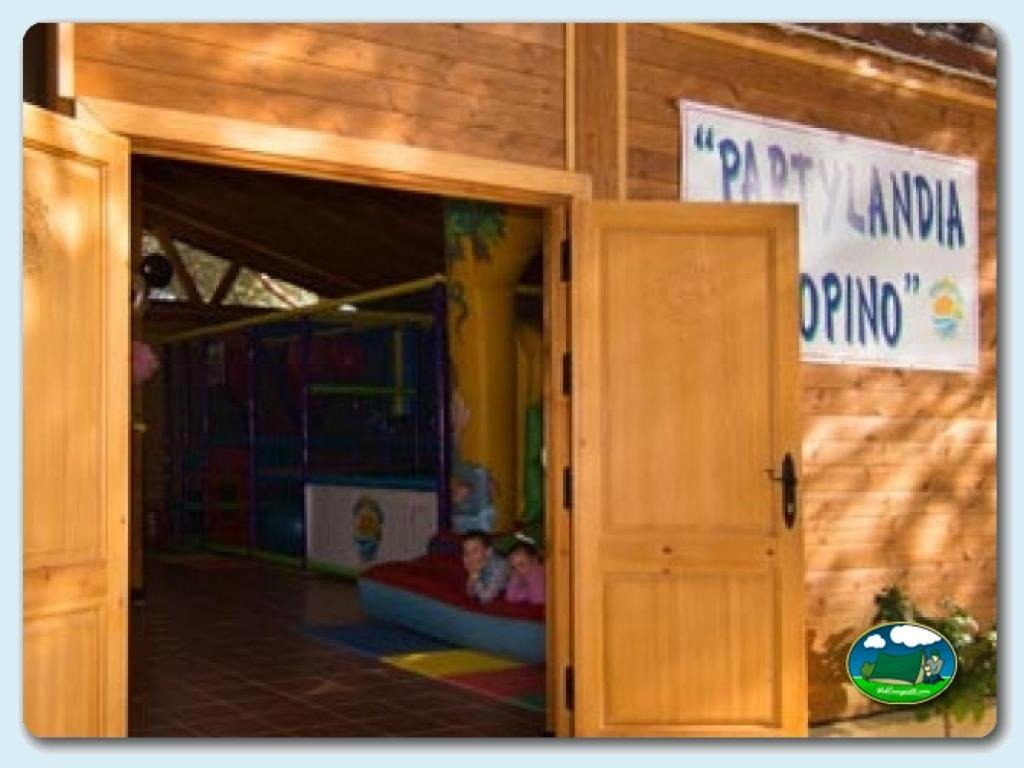 foto - Salón Social y Salón Partylandia