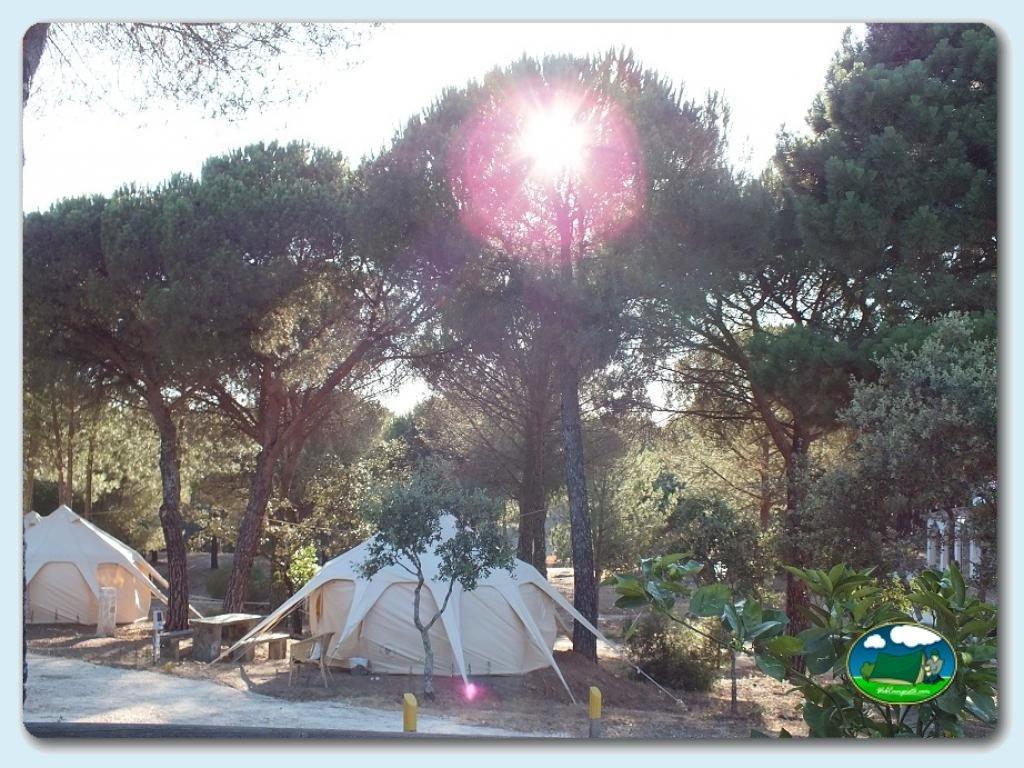 Camping Los Villares