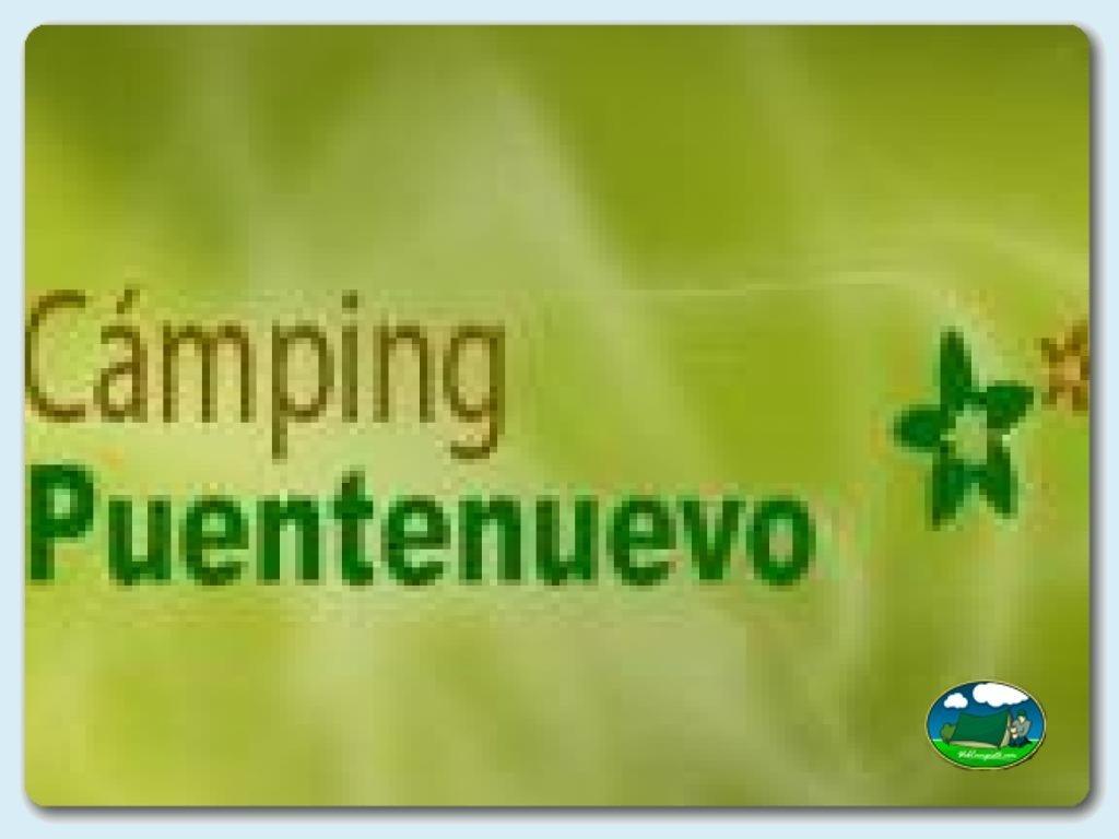 Camping Puentenuevo