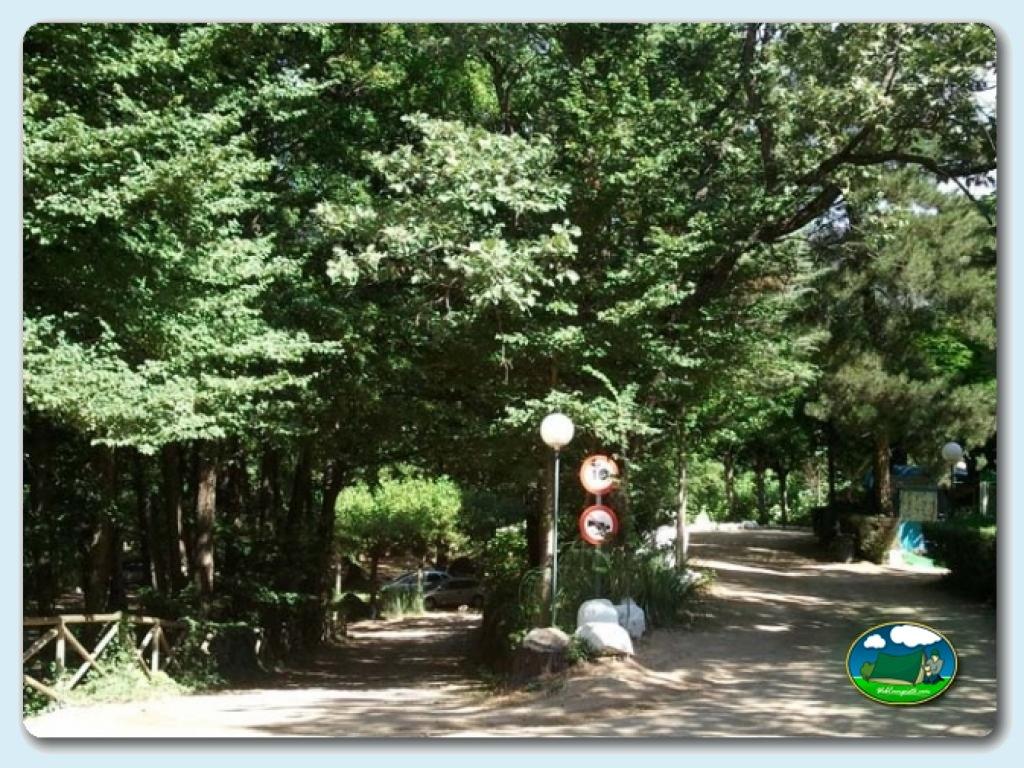 foto del camping Camping Jaranda