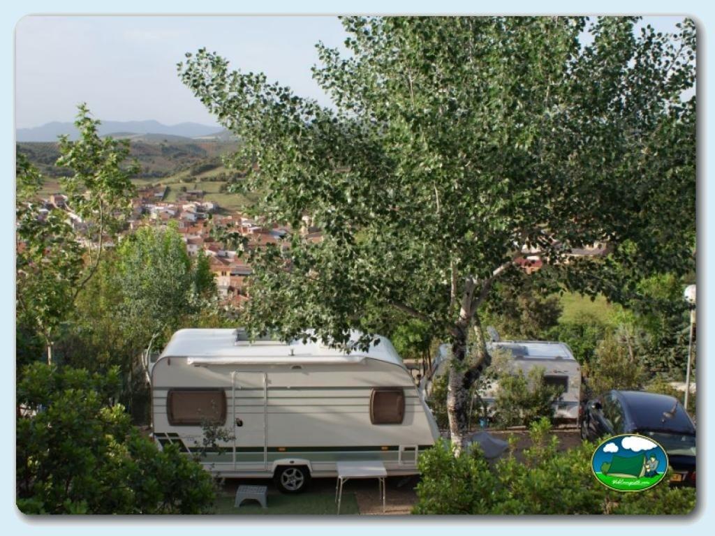 Camping Mirador de Cabañeros campingred