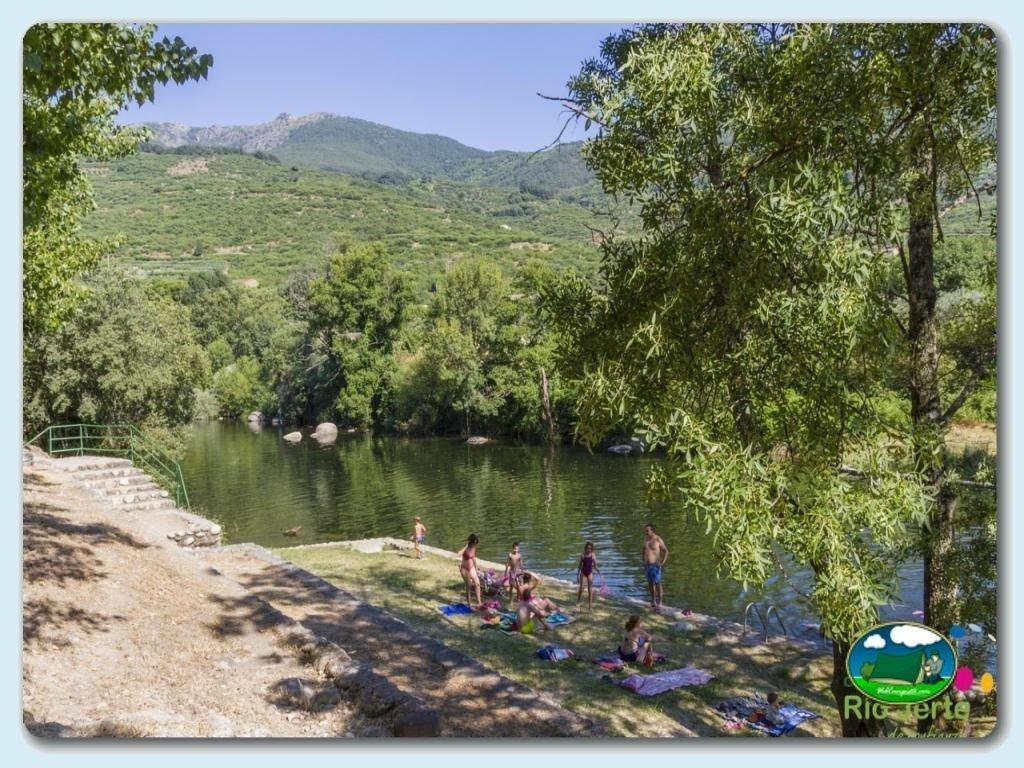 foto del camping Camping Rio Jerte