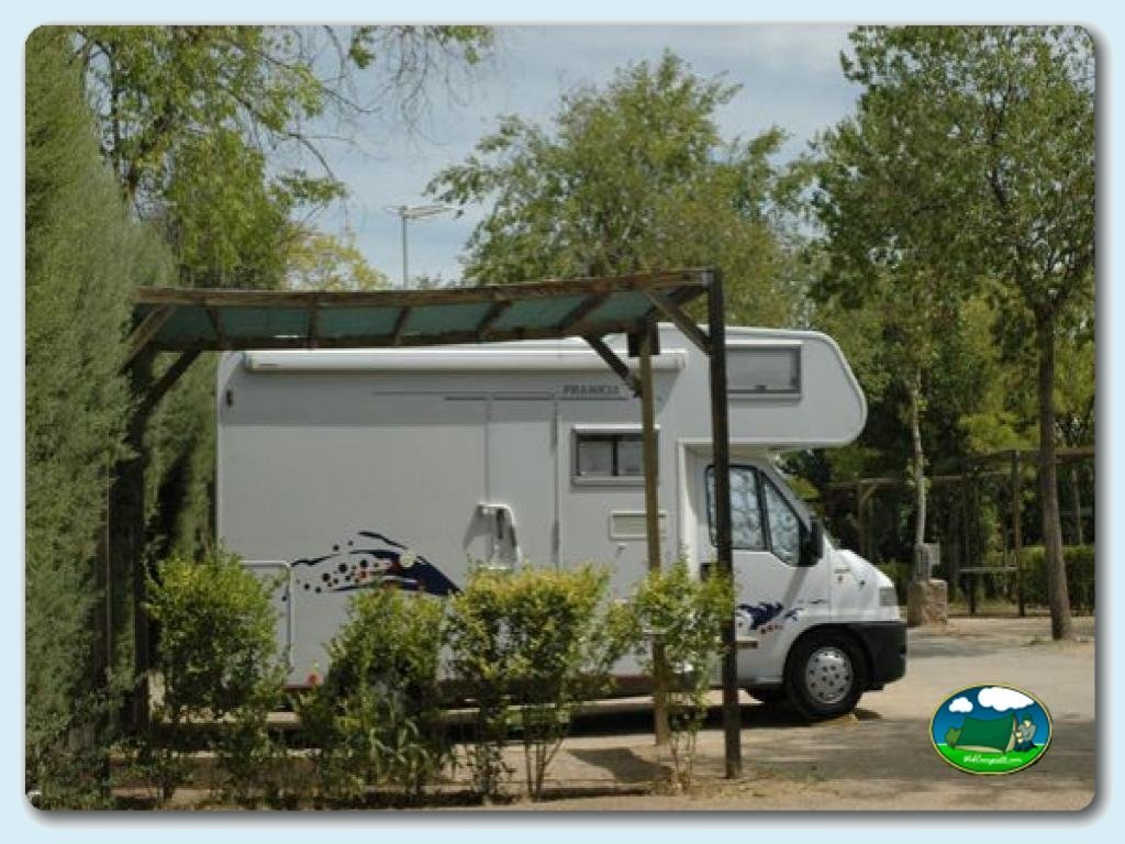 foto del camping Camping Madrid Arco Iris