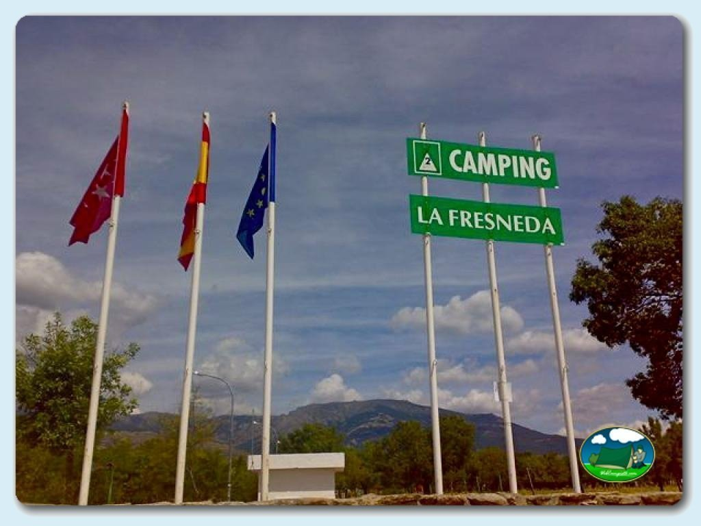 Camping La Fresneda