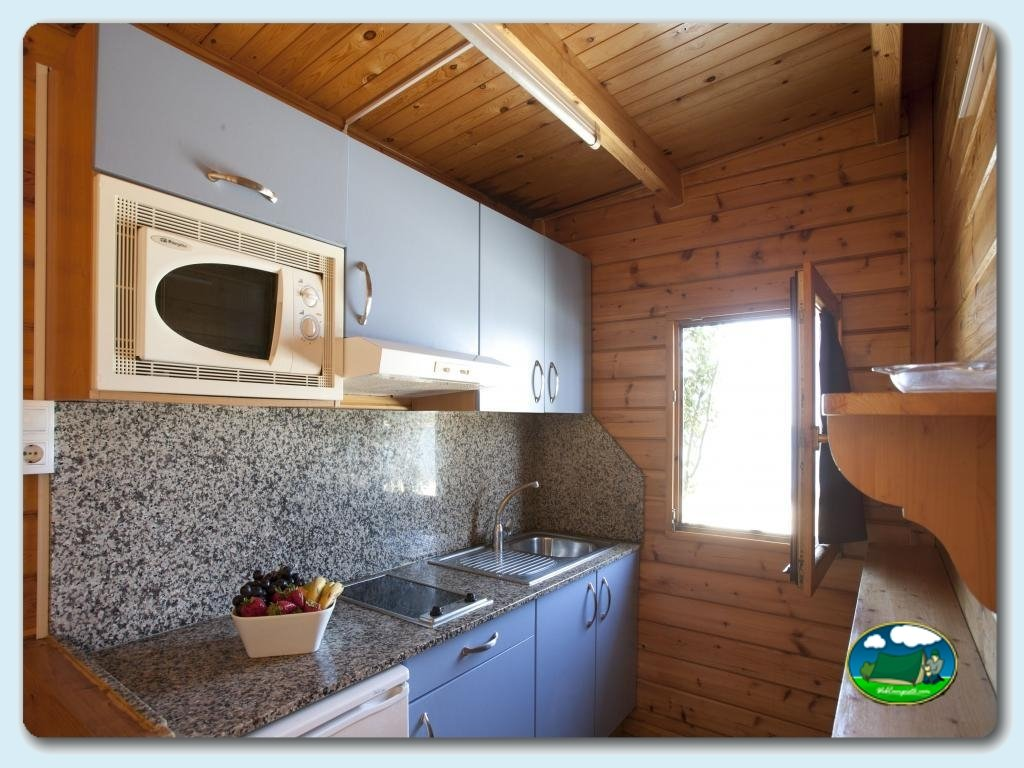 foto del camping Camping Baiona Playa