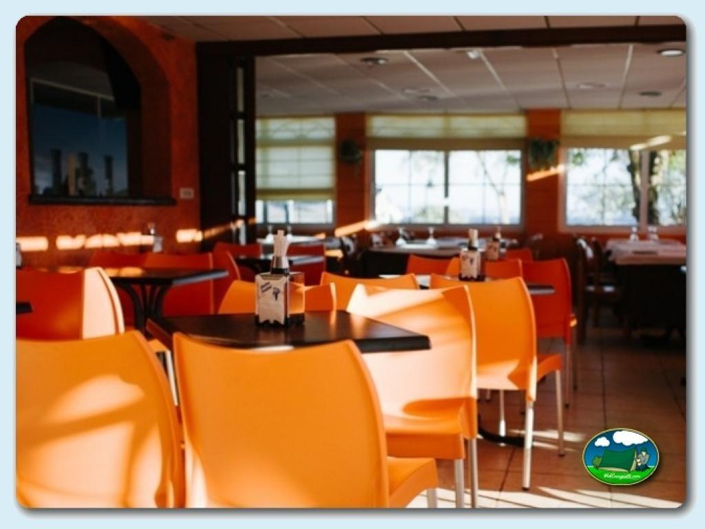 foto - Restaurante y terraza