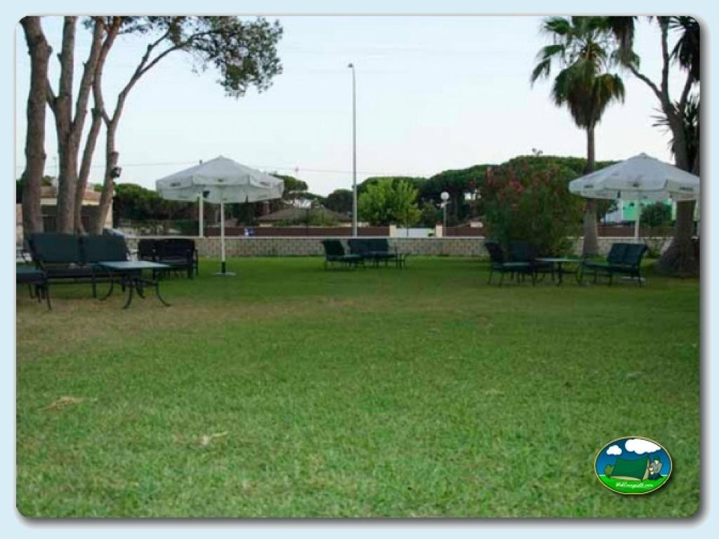 Gu a de ofertas de campings y de establecimientos de for Camping jardin de las dunas