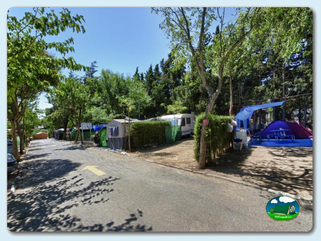 foto del camping Camping Fuente del Gallo