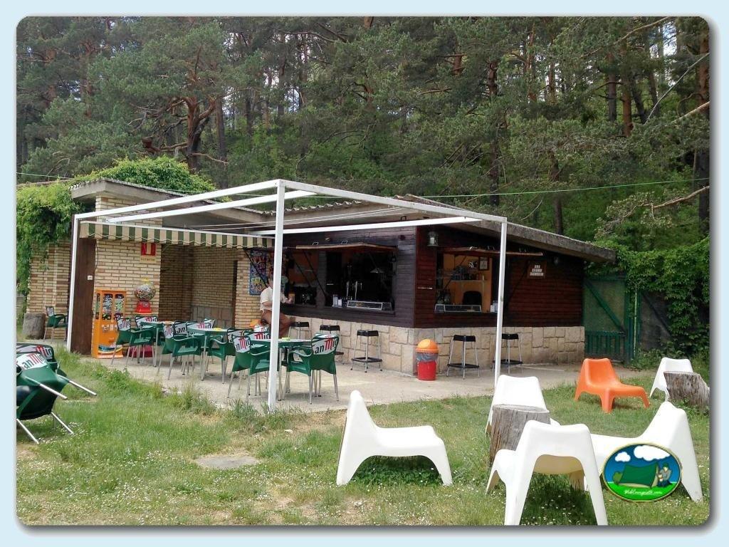 foto de camping Refugio de Pescadores (Covaleda)