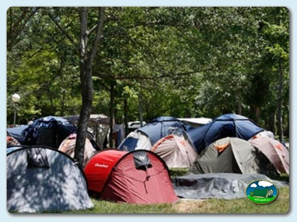 foto del camping Camping Fuentes Blancas