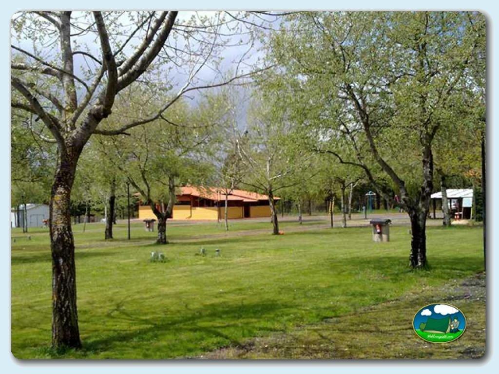 foto del camping Camping Puerta de la Demanda