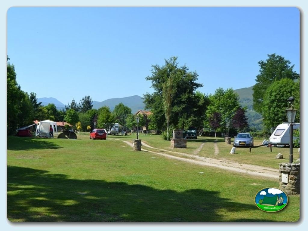 foto del camping Camping El Molino de Cabuerniga