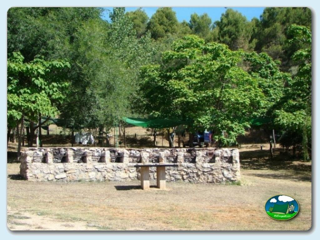 Camping Montillana