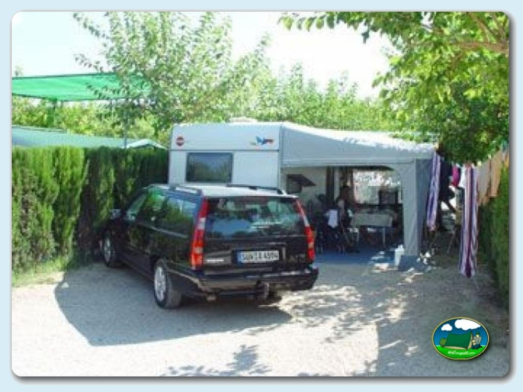 Camping Internacional Las Palmeras